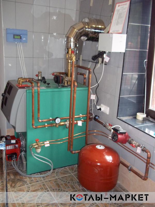 российские производители котлов отопления